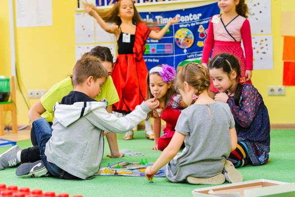 Для детского центра