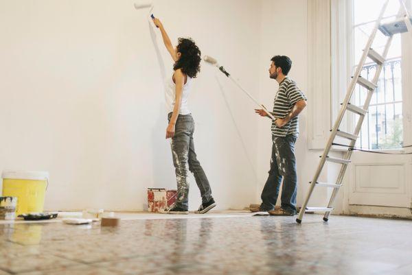 Для ремонта квартир
